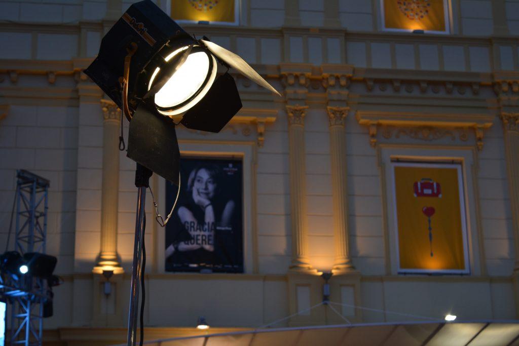 teatro cervantes Málaga.