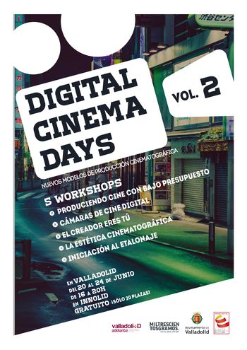 digital cinemas days